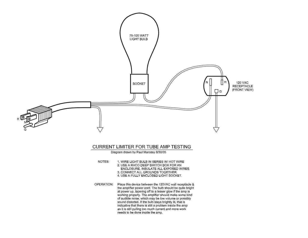 Wiring A Light Bulb Socket