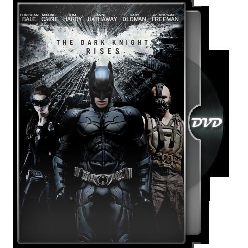 Batman 3: El Caballero De La Noche Asciende [DVDRip] [Español Latino] [2012] [ 1Link]