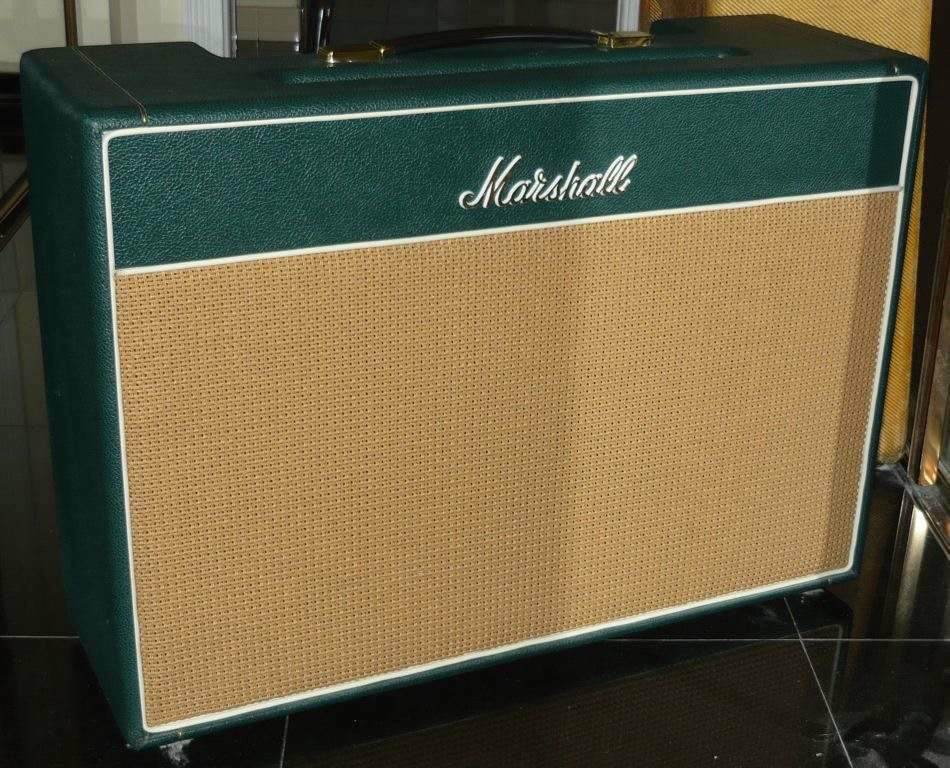 Cab for marshall 18w TMB | The Gear Page