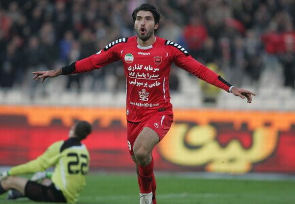 Karim Ansarifard's 2012-13 Persepolis Goals