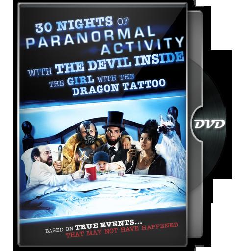 30 Nights Of Paranormal Activity [DvdRip][Latino][1 link]
