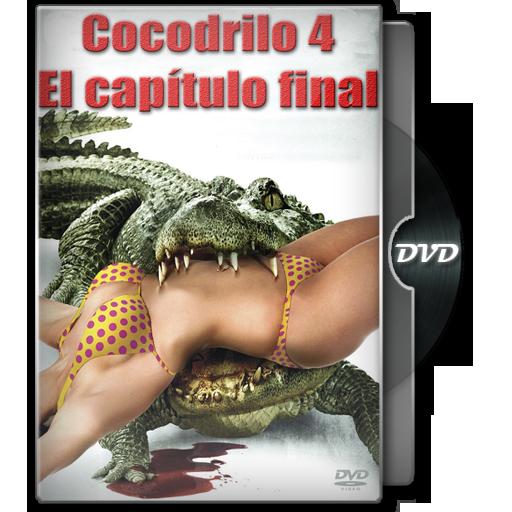 El Cocodrilo: Capitulo Final [DVDRip] [Español Latino] [2012] [PL]