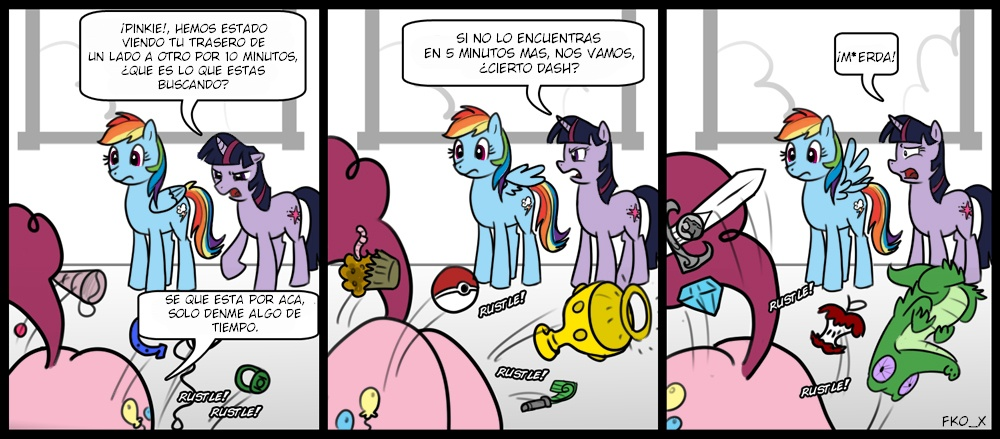 Post Oficial My Little Pony Friendship Is Magic