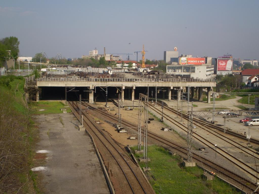 prokop beograd mapa Нова железничка станица (Прокоп) | New railway station (Prokop  prokop beograd mapa