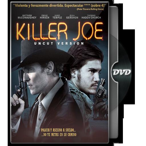 Killer Joe DVDRip El Asesino Joe [2011] [DVDRip] [Español Latino]