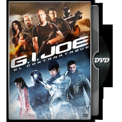 G.i. Joe: Retaliation 2013 dvdrip subtitulada avi + mirror