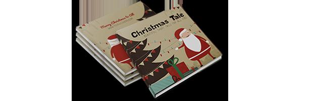 Christmas Tale Book