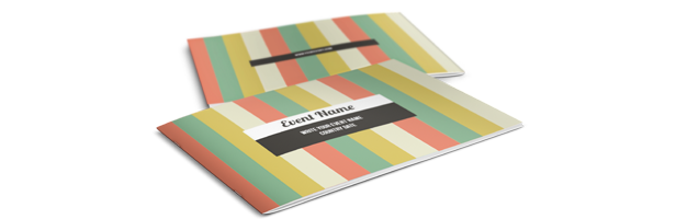 iPad & Tablet Event Brochure