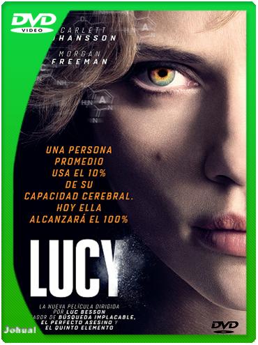 Lucy [DVDRip] [Español Latino] [2014]