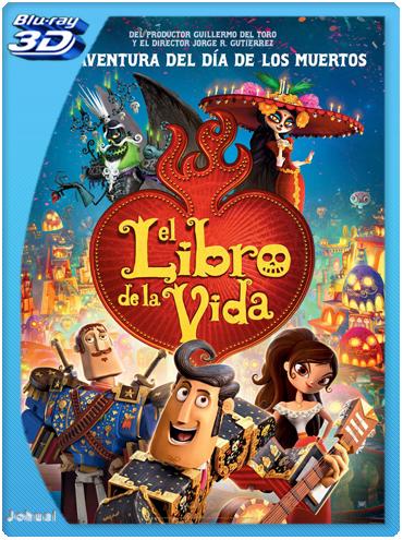 El Libro de la Vida (2014) 3D SBS BRRip 1080p Español Latino