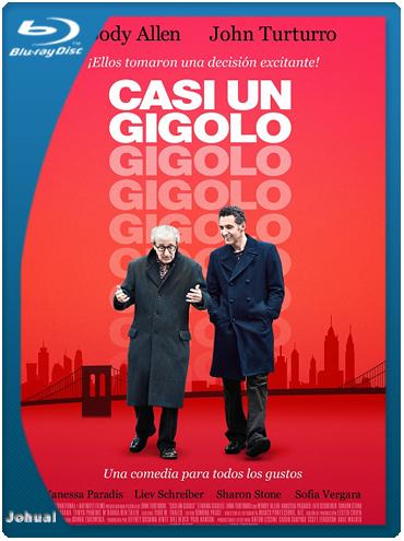 Casi Un Gigoló (2013) BRRip 720p Español Latino