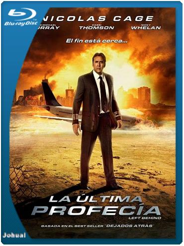 La Última Profecía (2014) BRRip 720p Español Latino