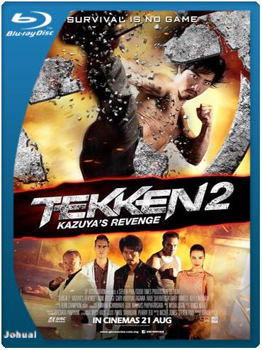 Tekken 2: Kazuya's Revenge (2014) BRRip 720p Latino
