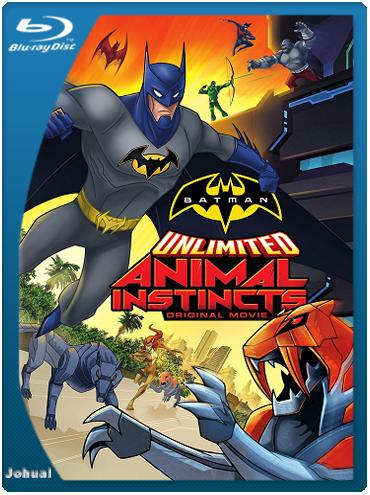 Batman Ilimitado: Instinto Animal (2015) BRRip 720p Latino
