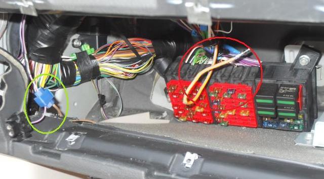 Vauxhall antara towbar wiring diagram