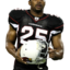 Cardinals' Kerry Rhodes - 5... - NFL Players render cuts!