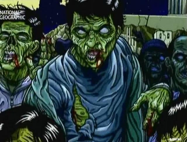 La verdad científica sobre los zombies [SATRip][NatGeo][Español][2010]
