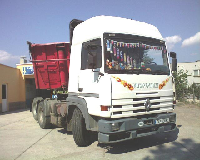 Renault Major R385 5527547