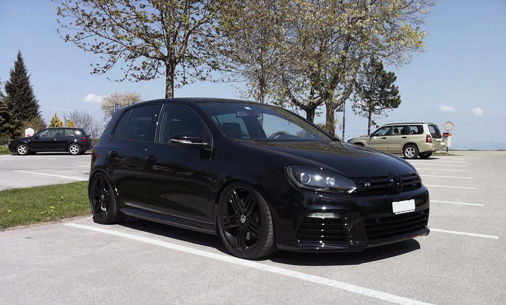 Golf Mk6 R Black Www Pixshark Com Images Galleries