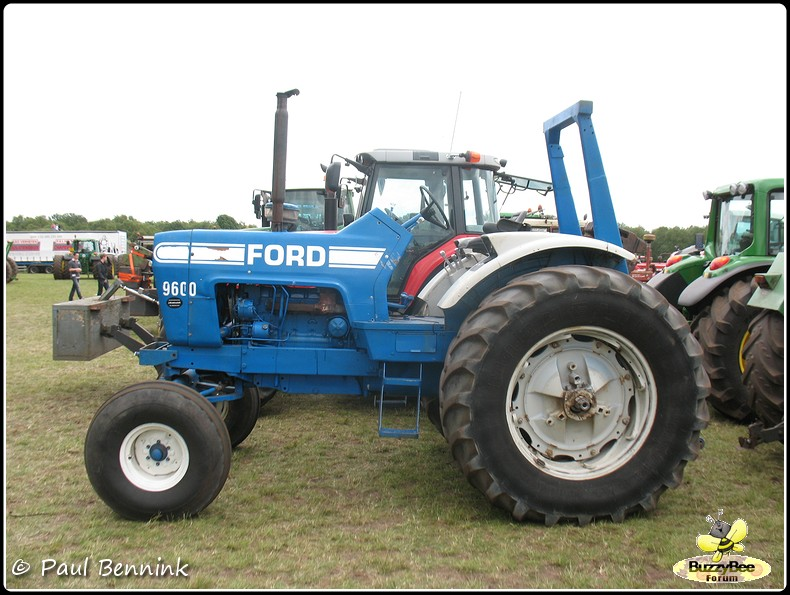 Ford 9600 Tractor : Ford tractor craigslist autos post