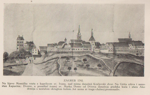 Povijest grada Zagreba Szabo---stari-zagreb