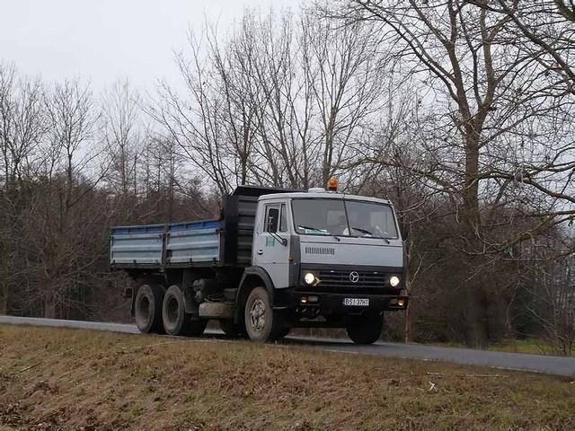 Anciens camions de l 'Est de l 'Europe ! 7138637