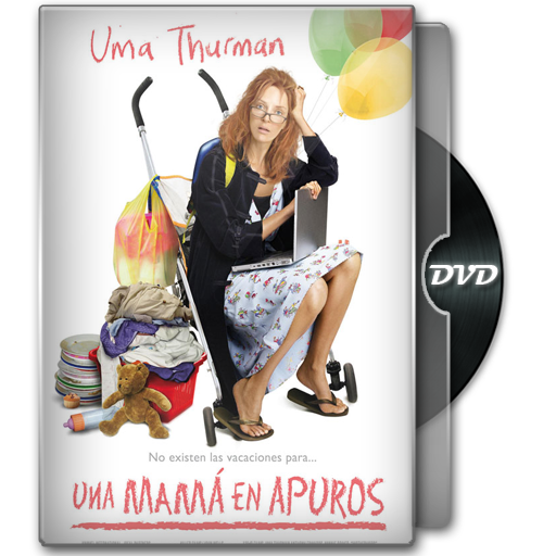 Una Mamá En Apuros (Motherhood) [DVDRip] [Español Latino] [2009]