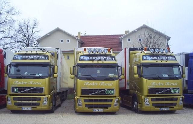 Два и повече камионa от една фирма S4035707