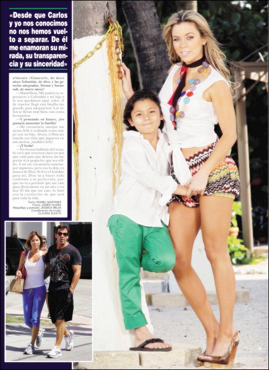 Ximena Duque Hola magazin-4 -