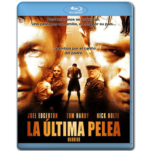 La Ultima Pelea (Warrior) [BRRip 720p] [Español Latino] [2011]