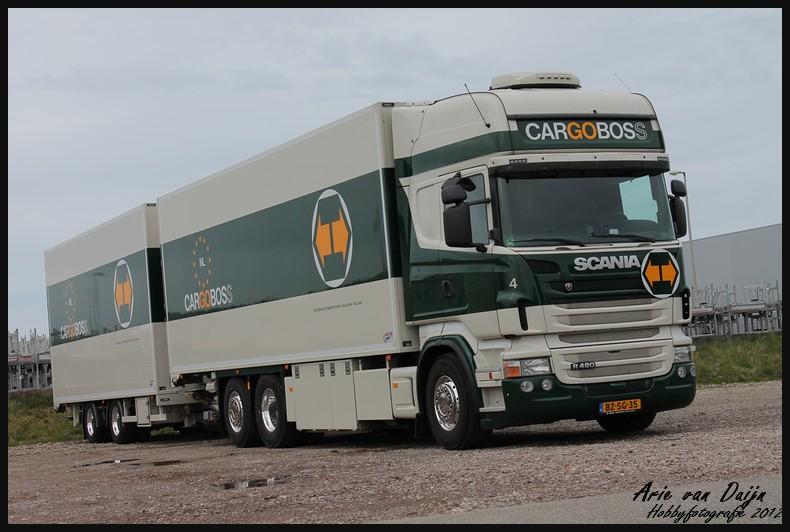 Transportfotos.nl • Toon onderwerp - Cargoboss - Maasdijk