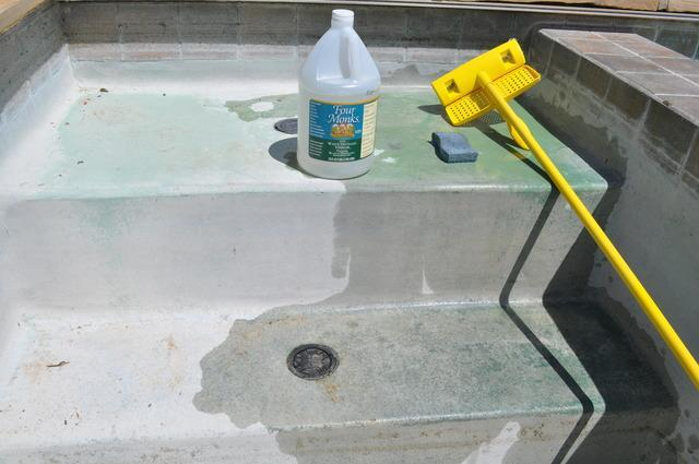 What Maintenance Would You Do With A Pool Before Refilling