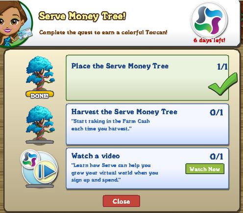 8337777 Serve Promotion Quest!