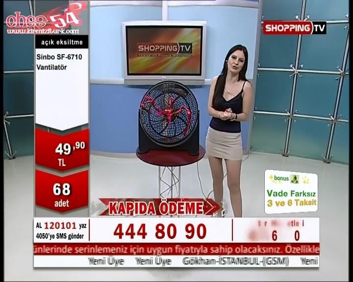Zeynep Solman Shopping Tv 12 06 2012