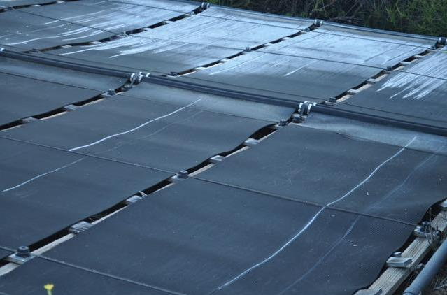 How To Repair Leaky Fafco Revolution Solar Heating Panels