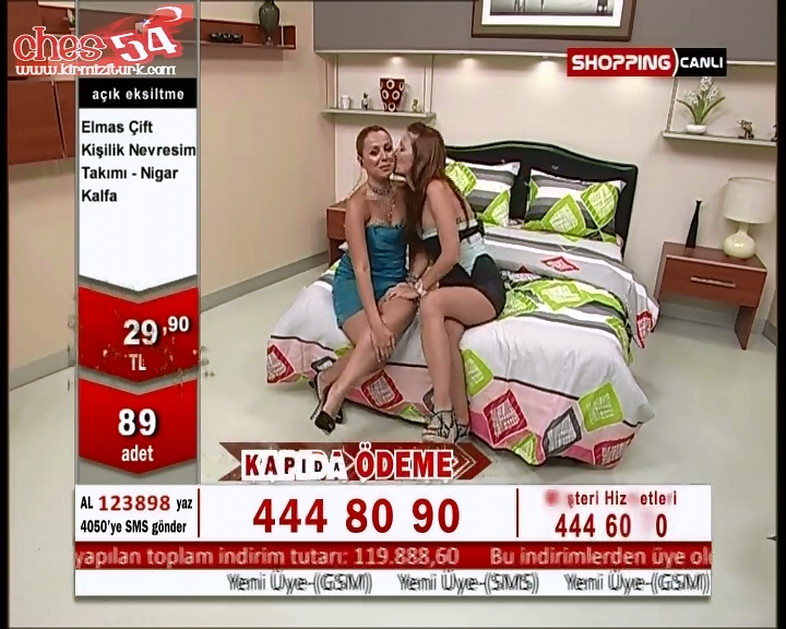 Zeynep Solman Shopping Tv 16 07 2012